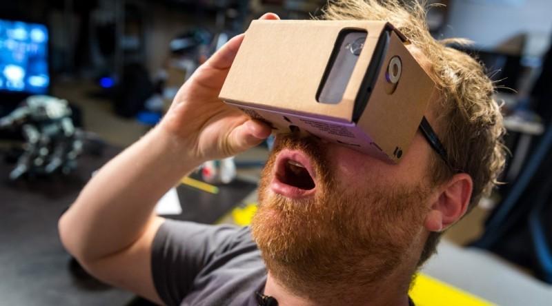 googleVR, casca realitate virtuala