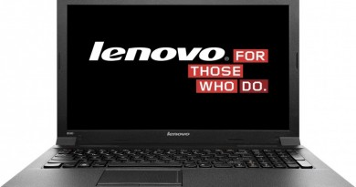 Lenovo B590 – Laptop business la pret avantajos