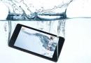 Ai scăpat telefonul în apă? Iată ce poți face !