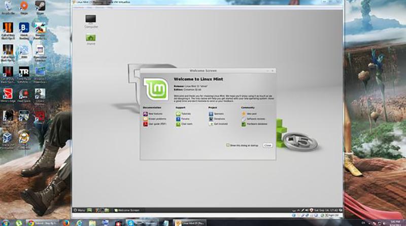 Cum instalezi Linux pe Windows folosind un VirtualBox