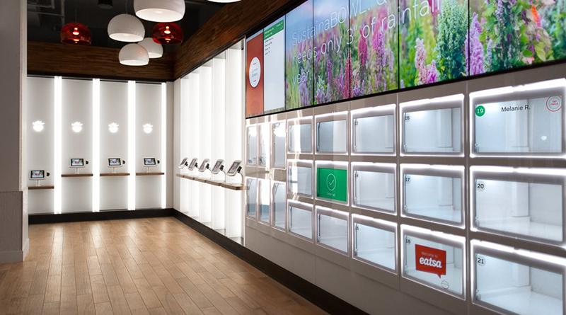 Eatsa – lanțul de restaurante automate