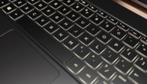 HP spectre tastatura