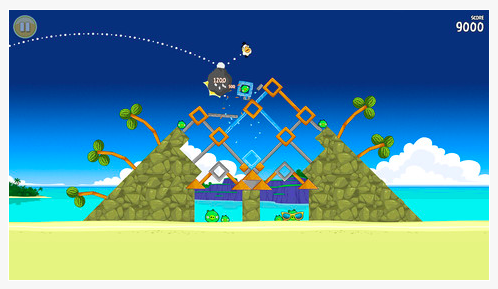 angry birds free applicatie iphone
